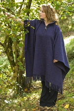 Open Sided Poncho